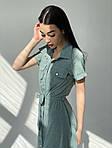 Літнє жіноче плаття «Кнопки», фото 5