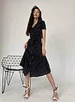 Літнє жіноче плаття «Кнопки», фото 6