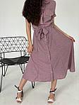 Літнє жіноче плаття «Кнопки», фото 8