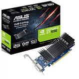 Видеокарта ASUS GeForce GT1030 2048Mb Silent, фото 2