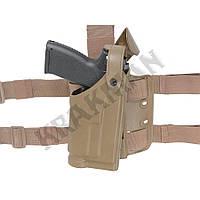 Кобура SLS для пистолета USP45 набедренная - койот