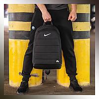 Рюкзак спортивный мужской Nike Air Найк Эир черный