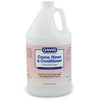 Davis Creme Rinse & Conditioner ДЕВІС КРЕМ ринзі ополіскувач та кондиціонер з колагеном для собак, котів,