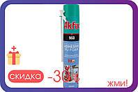 Пена-клей Akfix - ручная Mantolama 800 мл (960)