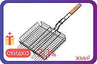 Решетка-гриль Maestro - 250 х 300 мм антипригарная