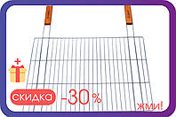 Решетка-гриль Скаут - 580 x 300 мм 2 ручки