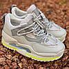 Кросівки літні жіночі сітка на платформі, фото 8