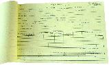 Бланк товарно транспортная накладная дод.7 (А4, самокопирующийся, 1+0, без №), фото 2