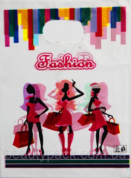 Пакет полиэтиленовый Банан Fashion 15 х20 см / уп-100шт