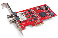 Т2 тюнер ПК TBS6205 DVB-Т2/T/C Quad Tuner PCIe Card