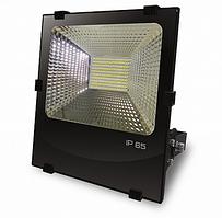 Прожектор Euroelectric LED SMD з радіатором 100W 6500K (LED-FLR-SMD-100)