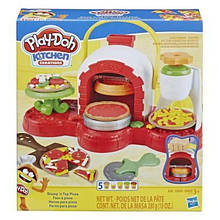 Набор для творчества Hasbro Play-Doh Печём пиццу (E4576)