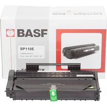 Тонер-картридж BASF Ricoh Aficio SP100/SP100SU, 407442 (KT-SP110E)