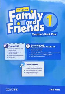 Family and Friends 2nd Edition 1 Teacher's Book Plus