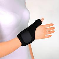 Бандаж неопреновий для фіксації першого пальця руки (Шина де Кервена), універс. - Ersamed ERSA-205