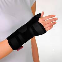 Шина-бандаж неопреновий для фіксації променево-зап'ясткового суглоба та першого пальця - Ersamed ERSA-207