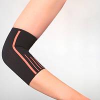 Бандаж трикотажный, эластичный для локтевого сустава - Ersamed ELS-02