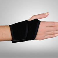Бандаж неопреновый для лучезапястного сустава с фиксацией на первом пальце, универсальный - Ersamed ERSA-209