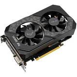 Видеокарта ASUS GeForce GTX1650 4096Mb TUF D6 P GAMING (TUF-GTX1650-4GD6-P-GAMING), фото 3