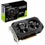 Видеокарта ASUS GeForce GTX1650 4096Mb TUF D6 P GAMING (TUF-GTX1650-4GD6-P-GAMING), фото 2