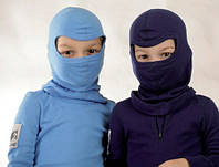Детские подшлемники балаклавы разноцветные согреют Ваше чадо , фото 1