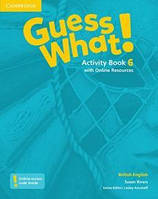 Guess What! Level 6 Activity Book