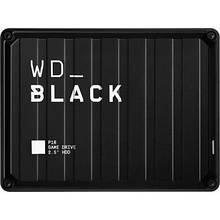 "Внешний жесткий диск 2.5"" 4TB WD (WDBA3A0040BBK-WESN)"