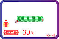 Шланг поливочный Intertool - 7,5 м спиральный