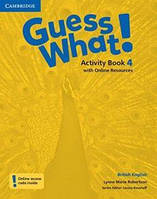 Guess What! Level 4 Activity Book