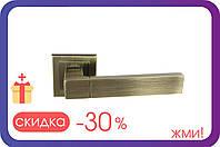 Ручка на розетке FZB - Sofia C038QX3 AB 15-70-001
