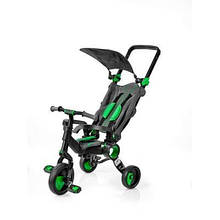 Детский велосипед Galileo Strollcycle Black Зеленый (GB-1002-G)