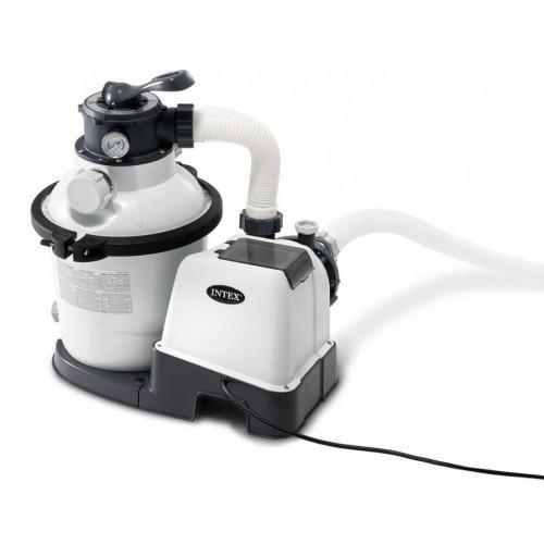 Пісочний насос-фільтр Intex 4000л/г