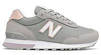 Жіноче взуття повсякденне New Balance 515, сірий колір WL515RC3