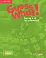 Guess What! Level 3 Activity Book