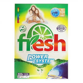 Порошок пральний ECO Fresh 400гр (18025)