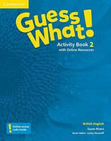 Guess What! Level 2 Activity Book