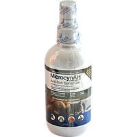 Microcyn Anti-Itch Spray Gel микроцинов спрей-гель з Диметикон проти свербіння шкіри для всіх видів тварин