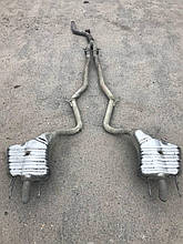 Выхлопная труба Mercedes W221 A2214900935, A2214901035