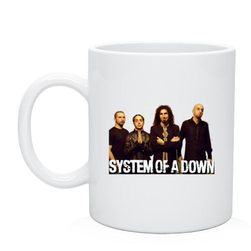 Кружка System Of A Down