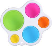 Симпл Димпл игрушка антистресс Поп ит большого размера, фото 1