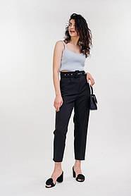 Жіночі чорні класичні брюки