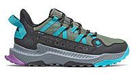 Жіноче взуття для бігу Shando, зелений колір WTSHAMO