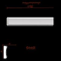 165А Молдинг декоративный