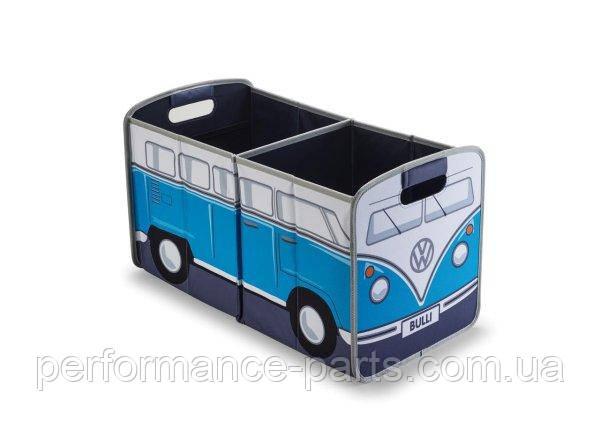 Складной ящик в багажник Volkswagen T1 Bulli Foldable Storage Box, артикул 1H1061104