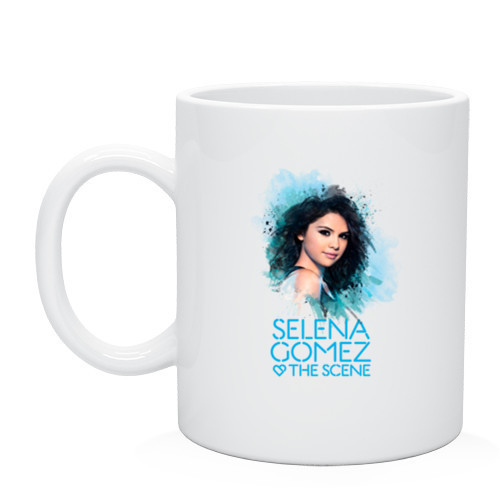 Кружка Selena Gomez