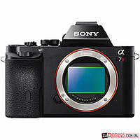 Sony Alpha a7R Mirrorless Digital Camera (Body) (ILCE7R/B), фото 1