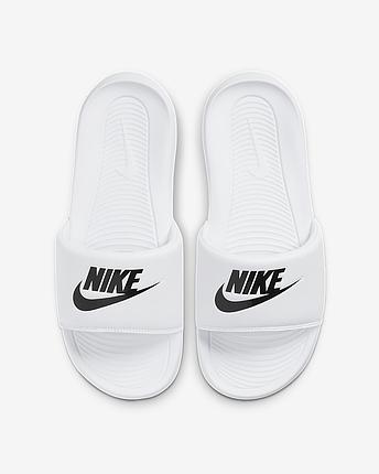 Шлепанцы женские Nike Victori One Slide CN9677-100 Белый, фото 2