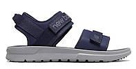 Чоловіче взуття повсякденне New Balance 250, синій колір SUA250N1