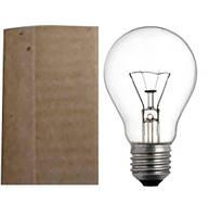 ИСКРА А50 (100 Вт) Лампа накаливания в упаковке манжет