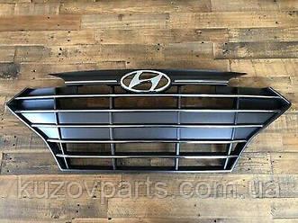 Решетка радиатора Hyundai Elantra 86350-F2AA0